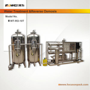 10t Bottled Water Treatment Plant pictures & photos