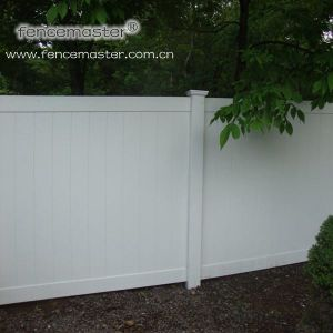 Lifetime Warranty PVC Fence pictures & photos