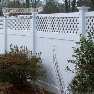 Garden Fence with 100%Virgin Vinyl pictures & photos