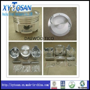 Factory Price and Rich Stock Engine Piston for Daewoo Tico pictures & photos