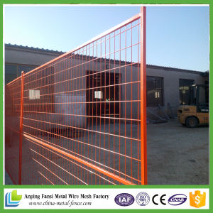 6FT Powder Coated Temporary Fence for Canada pictures & photos