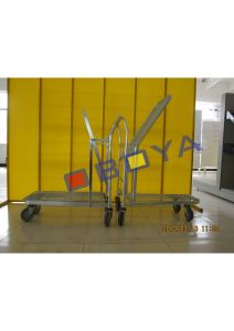 Logistic Metal Trolley for Goods Transportation pictures & photos