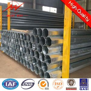 Low Voltage Steel Power Transmission Pole pictures & photos