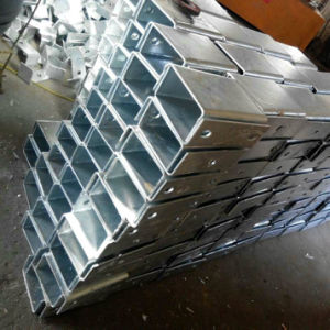 Steel Galvanized Channel Posts for Highway or Street Fence pictures & photos