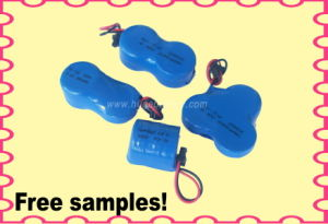 3.6V Ni-MH Ni-CD Button Cell Battery pictures & photos