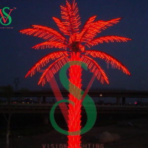 Holiday Street Decorative LED Palm Tree Light pictures & photos