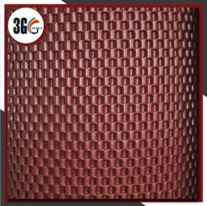 3G Anti Slip PVC Coil Chain Mat pictures & photos