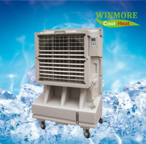 1PC Evaporative Air Cooler Cooling Pad Portable Air Cooler with LCD and Remote Controller Wm20 pictures & photos