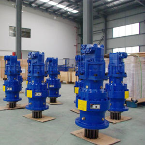 Combined Gearbox (worm Gearbox & planetary gearbox) pictures & photos