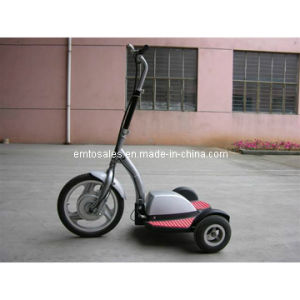 350W36V Brushless 3 Wheel Electric Scooter Et-Es002 pictures & photos