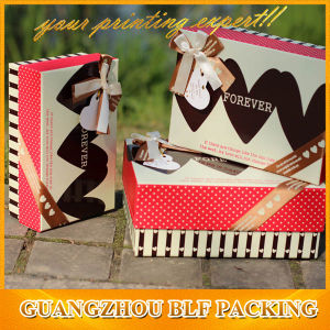 Creative Paper A4 Gift Cardboard Box Packaging pictures & photos