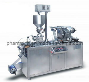 Min-Automatic Blister Packing Machine (DPP80) pictures & photos
