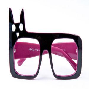 China Sexy Small Black Cat Fashion Plastic Glasses Frame ...
