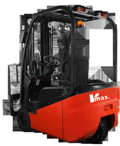Three Wheel Electric Forklift pictures & photos