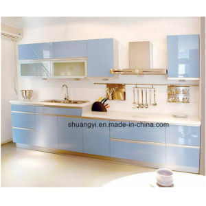 2017 New Design Kitchen Cabinets Beautiful Furniture UK pictures & photos