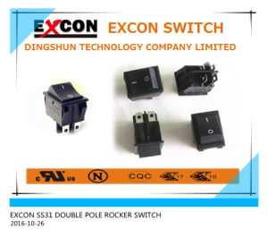 Excon Ss31 Boat Rocker Double Pole for Heater, Home Appliance pictures & photos