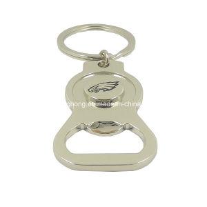Zinc Alloy Bottle Opener Keychain pictures & photos