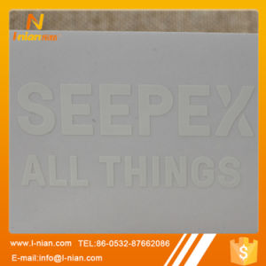 Clear Company Logo Self Adhesive Sticker pictures & photos
