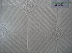 Embossed PVC Film for Gypsum Ceiling Tile