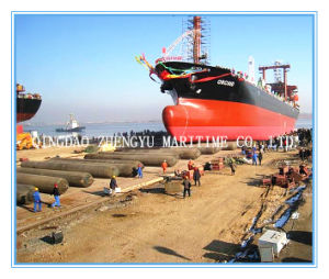 Ship Launching Rubber Airbag/Pneumatic Rubber Airbag
