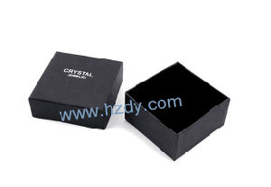 Crystal Jewelry Paper Box (DY-L-100)