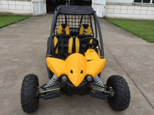 Kids Gas Electric Go Kart for Two Wheels Drive (KD 150GKT-2) pictures & photos