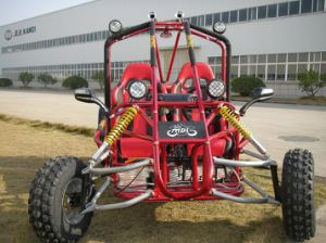 Racing Shaft EEC Go Kart with 250cc Engine (KD 250GKA-2Z) pictures & photos