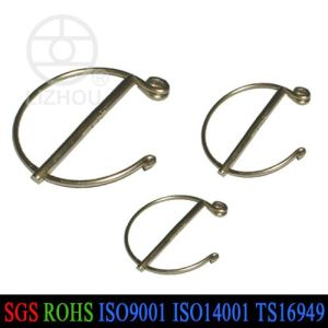 Wire Form Socket Spring Clips