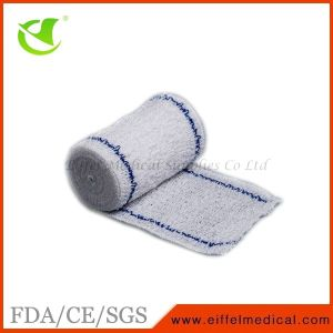 Medical First Aid Cotton Elastic Crepe Bandage pictures & photos