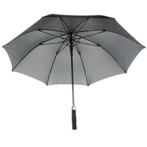 27inch Straight Windproof Golf Umbrella with Auto Open