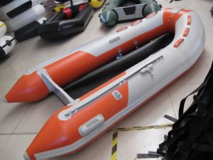 3.6m Boat, Inflatable Fishing Boat, Rescue Boat, Speed Boat, Small Cheap Boat with Outboard Motor and Aluminum Floor or Plywood Floor, or Air Deck Floor pictures & photos