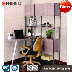 Hot Sale Book Room Storage Steel-Wooden Furniture pictures & photos