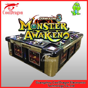 Ocean King 3 Monster Awaken Casino Game Fish Hunter Arcade Game Machine pictures & photos