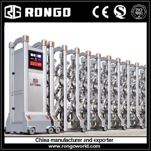 Rongo Brand Factory Steel Main Gate pictures & photos