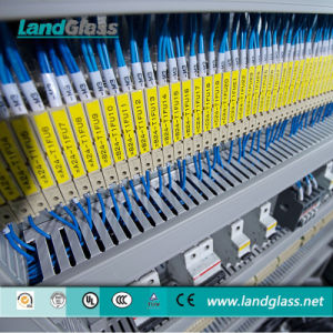Landglass Continuous Toughened Glass Tempering Line pictures & photos