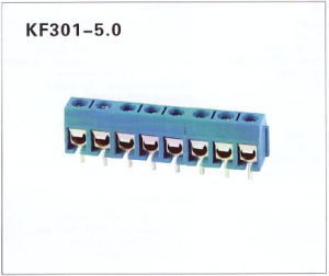 Screw Terminal Block 300V/16A for Wire to Board Connection pictures & photos