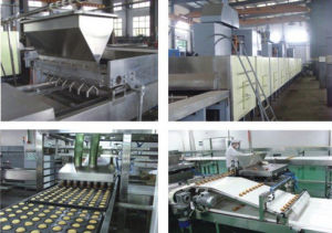 Fully-Automatic Custard/Cup Cake Production Line pictures & photos