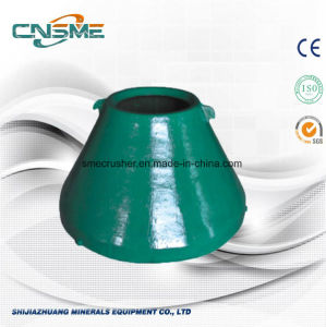 Cone Crusher Wear Parts for Metso Crusher Mantle pictures & photos