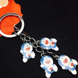 Custom Made Cute Cartoon Figure Keychains pictures & photos