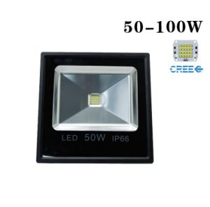 CREE 100W 9000lm 85-265V LED Outdoor Floodlight pictures & photos