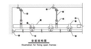 Aluminum Ceiling Panel pictures & photos