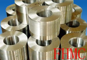 Heavy Alloy Forging Open Die pictures & photos