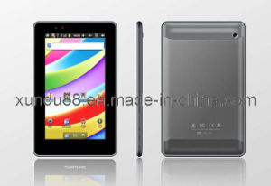 7′′ Allwinner A10+IPS+1024× 600+Super Thin and Light+Dual Cam+WiFi