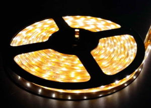 CE EMC LVD RoHS Two Years Warranty, SMD3528-60LED/M-IP68-Warm White LED Strip Light pictures & photos
