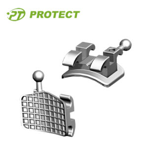 Dental Metal Orthodontic Mbt Brackets with FDA/Ce