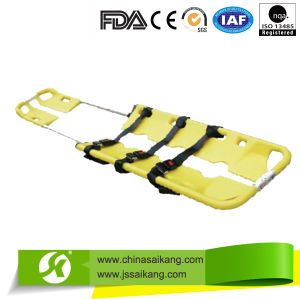 Medical Emergency Scoop Stretcher (CE/FDA/ISO) pictures & photos