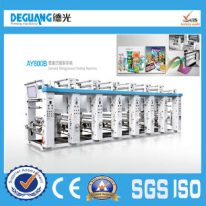 BOPP Film Printing Machine for Shopping Bag pictures & photos