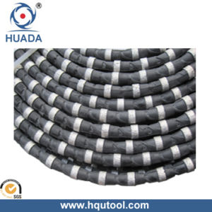 Diamond Wire Saw for Granite Marble Block Squaring pictures & photos