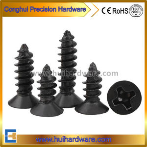 Countersunk Head/Flat Head Iron Self-Tapping Screws M5 pictures & photos
