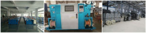 Copper Wire Bunching Machine Core Wire Stranding Machine pictures & photos